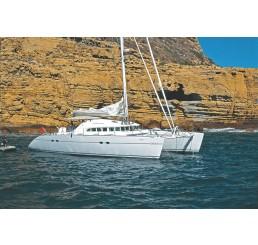Lagoon 570 Griechenland