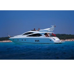 Sunseeker Manhattan 60 Griechenland