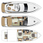 Fairline Phantom 48 Kojen Plan