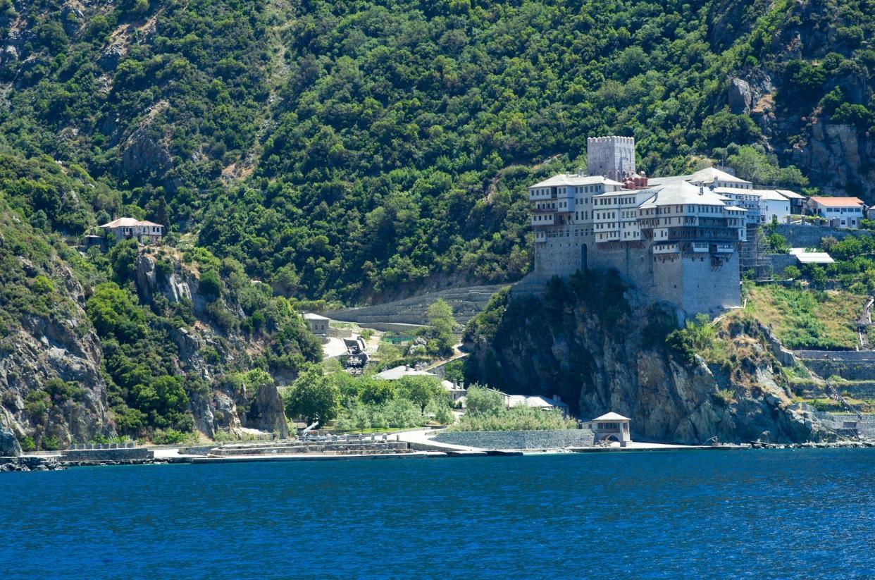 Kloster Dionysiou Athen
