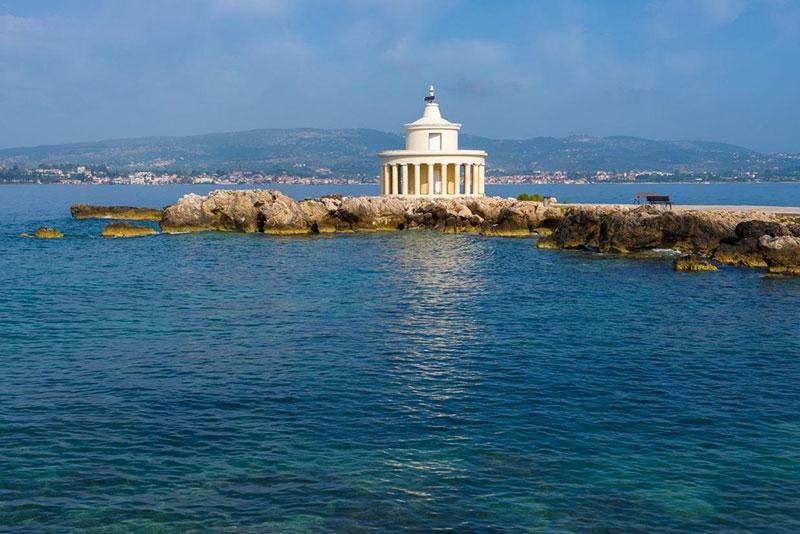 Leuchtturm Saint Theodoroi - Argostoli