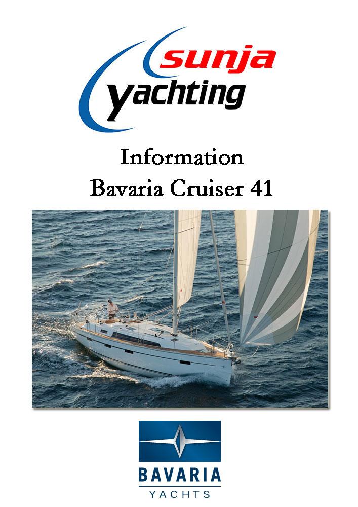 Bavaria Cruiser 41s Informationen