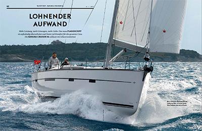 Bavaria Cruiser 56 Testbericht