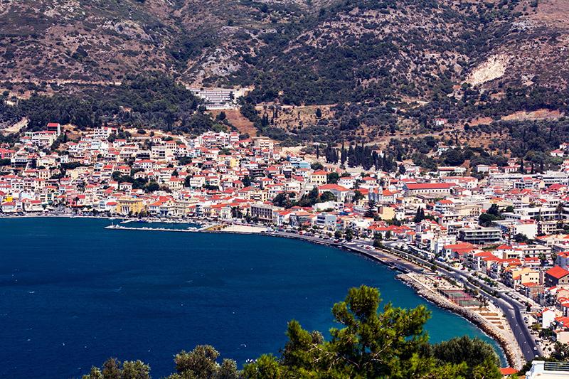 Samos - die grüne Insel