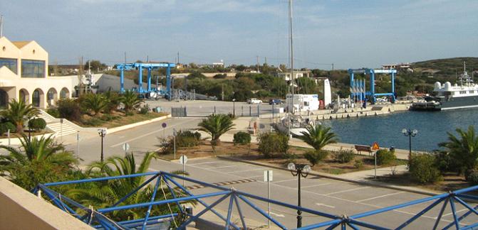 Hafen Lavrion