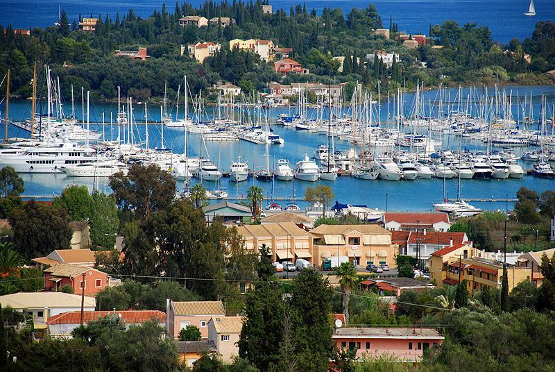 Yachthafen Gouvia Corfu