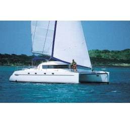 Fountaine Pajot Belize 43 Griechenland