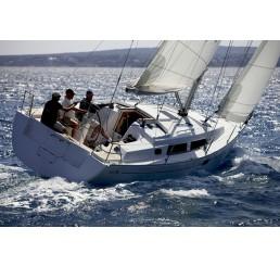 Hanse 350 Griechenland