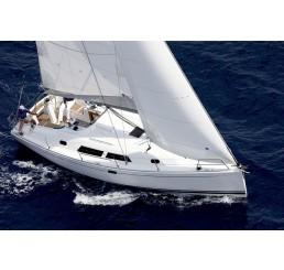 Hanse 370 Griechenland