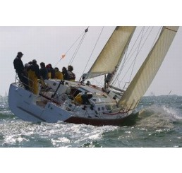 Jeanneau Sun Fast 43 Griechenland