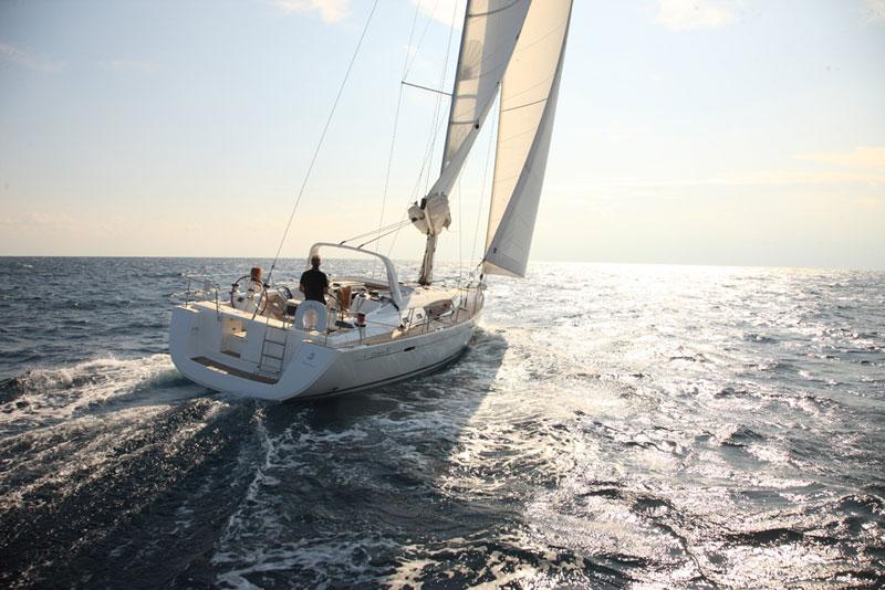 Traumyacht Beneteau Oceanis 50