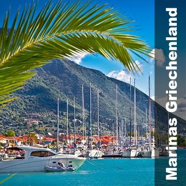 Marinas Griechenland