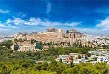 Segeln Athen