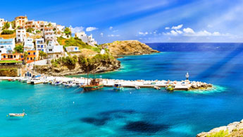 Segeln Kreta - goldener Sand und kristallklares Meer