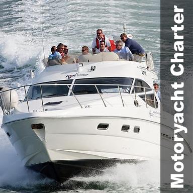 Motoryacht Charter Griechenland