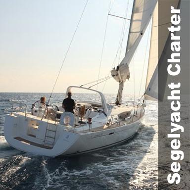 Segelyacht Charter Griechenland