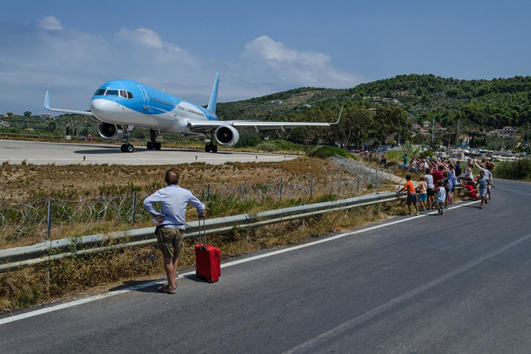 Flughafen Skiathos