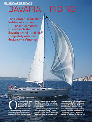Bavaria Cruiser 51 Testbericht