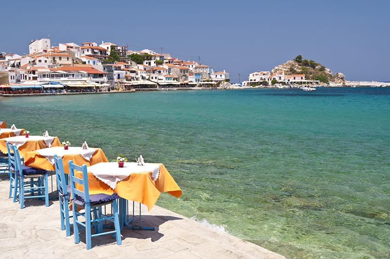 Taverne Kokkari Samos