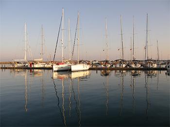 Hafen von Samos