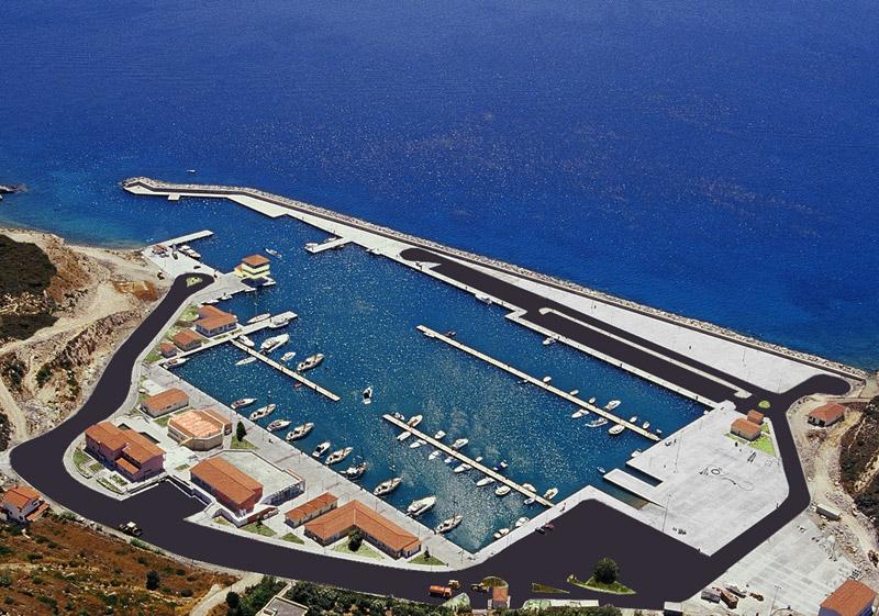 Yachtcharter Samos